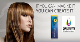 Wella Koleston perfect color, hair coloring specialist